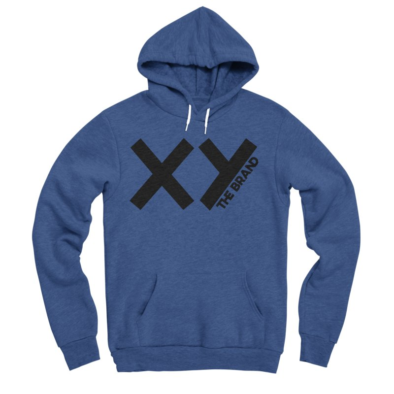 XY The Brand Women's Sponge Fleece Pullover Hoody by XY The Brand