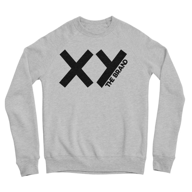 XY The Brand Men's Sponge Fleece Sweatshirt by XY The Brand
