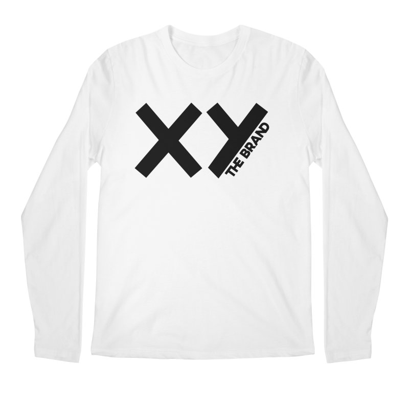 XY The Brand Men's Regular Longsleeve T-Shirt by XY The Brand