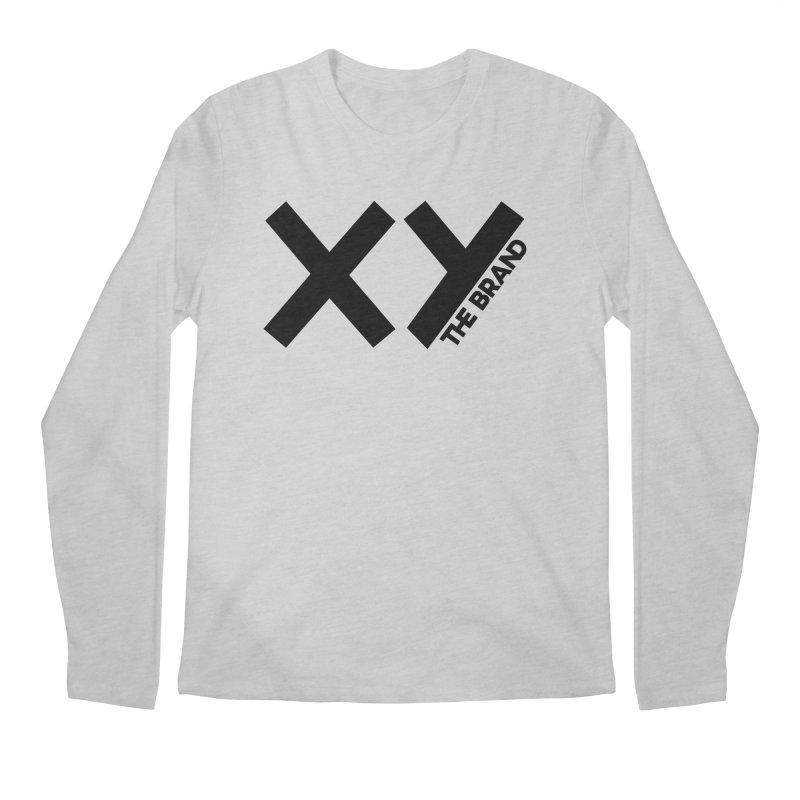 XY The Brand Men's Regular Longsleeve T-Shirt by XY The Brand