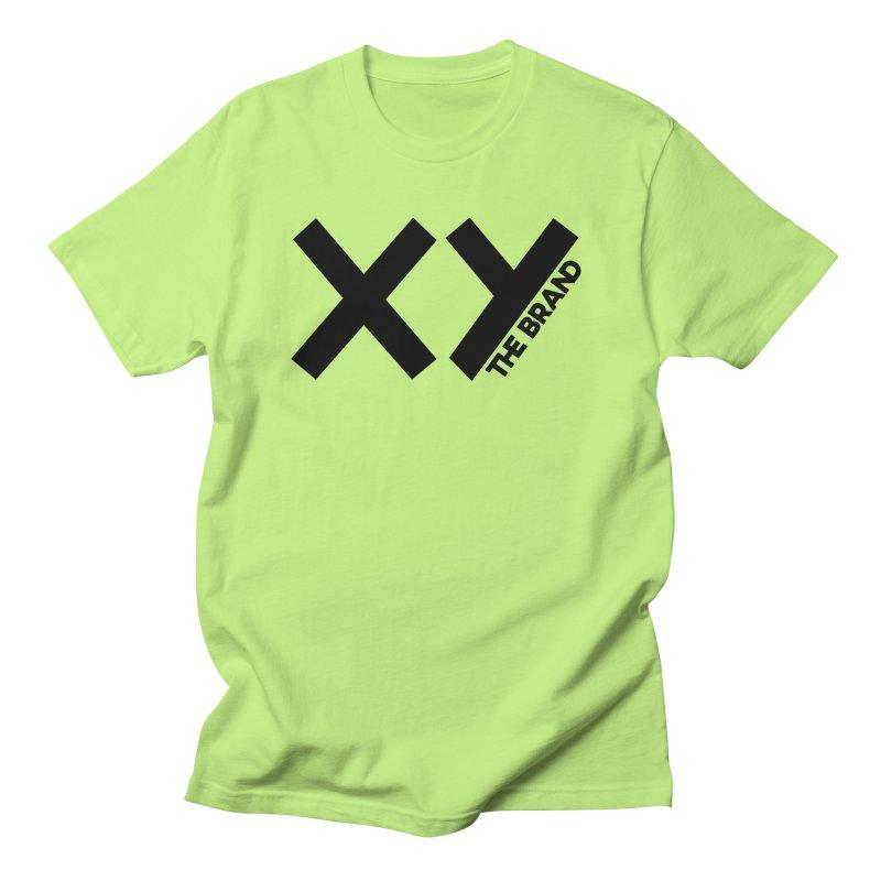 XY The Brand Men's Regular T-Shirt by XY The Brand