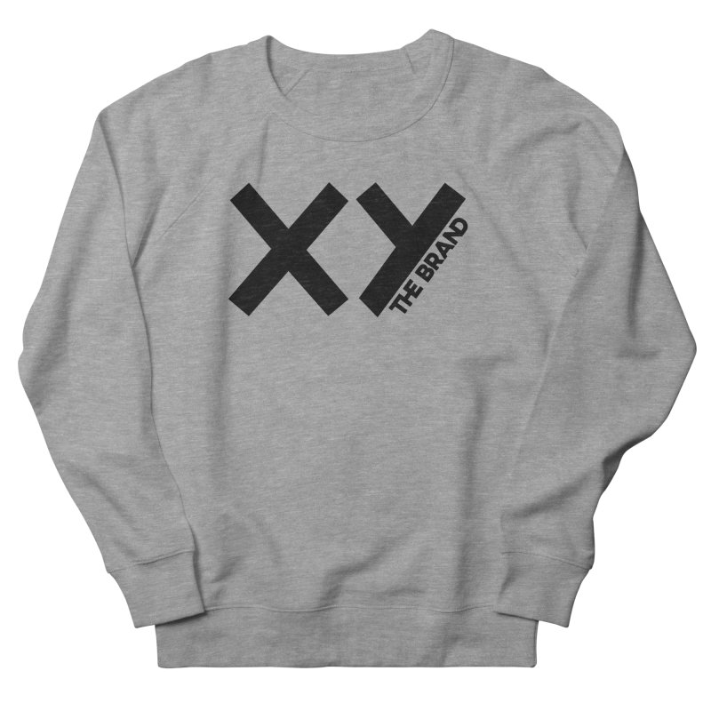 XY The Brand Women's French Terry Sweatshirt by XY The Brand