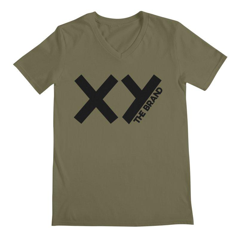 XY The Brand Men's Regular V-Neck by XY The Brand