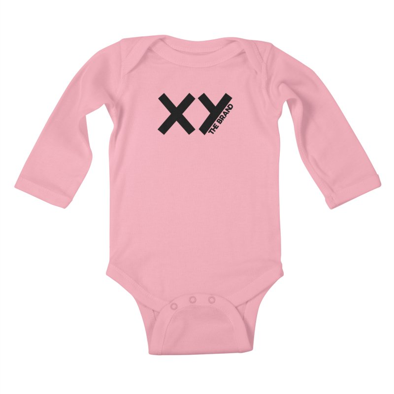 XY The Brand Kids Baby Longsleeve Bodysuit by XY The Brand