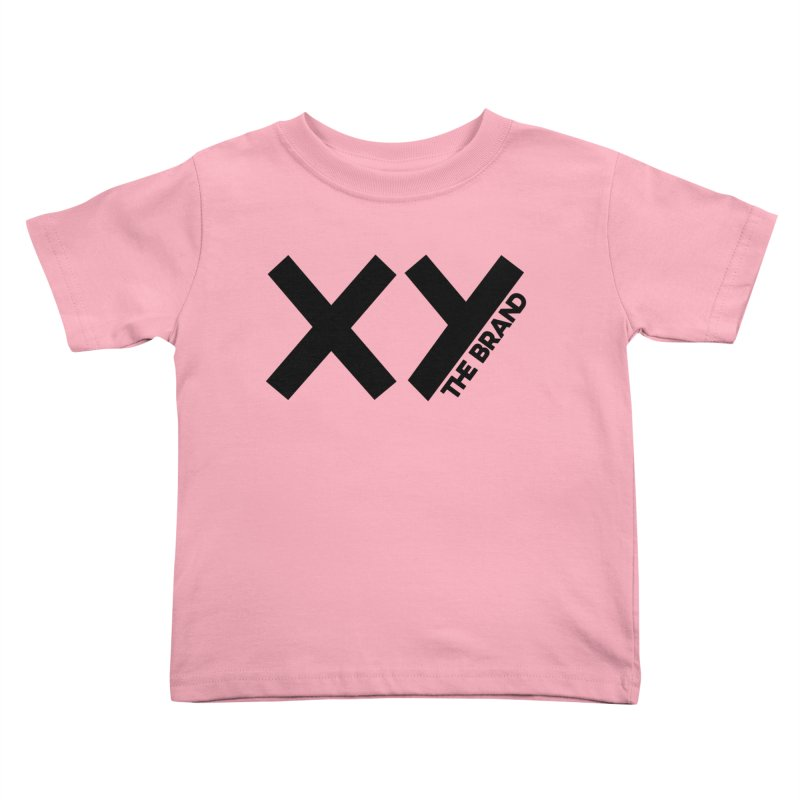 XY The Brand Kids Toddler T-Shirt by XY The Brand