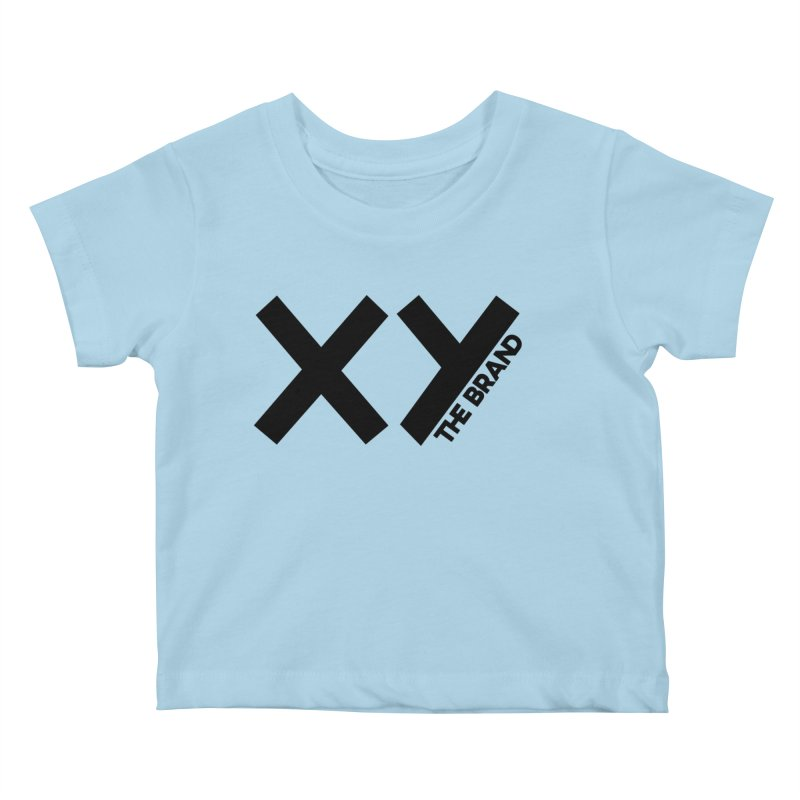XY The Brand Kids Baby T-Shirt by XY The Brand