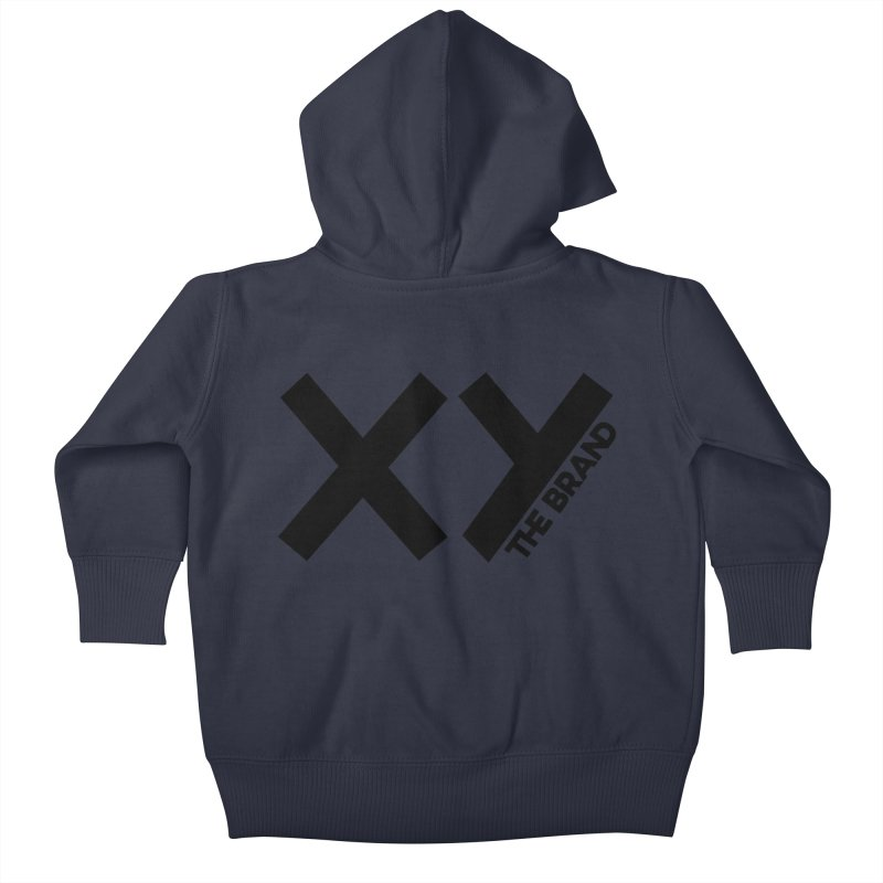 XY The Brand Kids Baby Zip-Up Hoody by XY The Brand