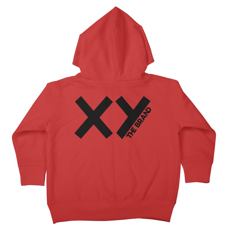 XY The Brand Kids Toddler Zip-Up Hoody by XY The Brand