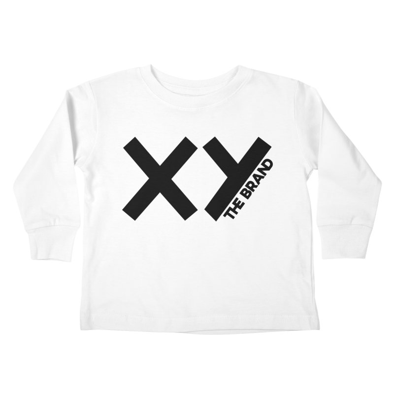 XY The Brand Kids Toddler Longsleeve T-Shirt by XY The Brand