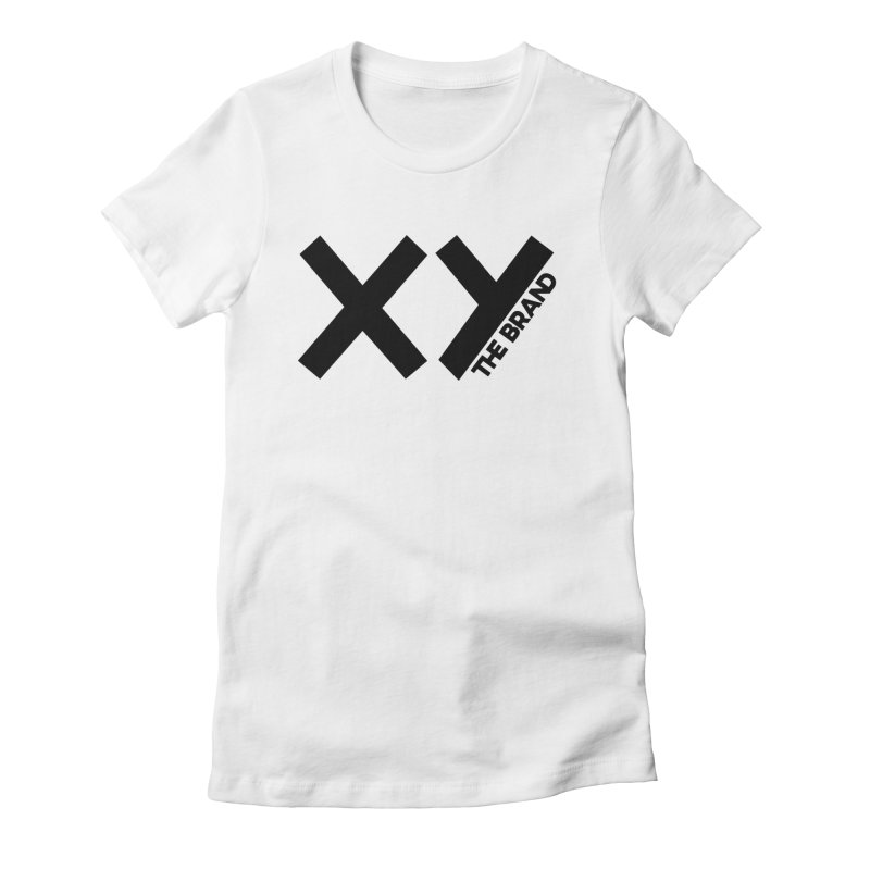 XY The Brand Women's Fitted T-Shirt by XY The Brand