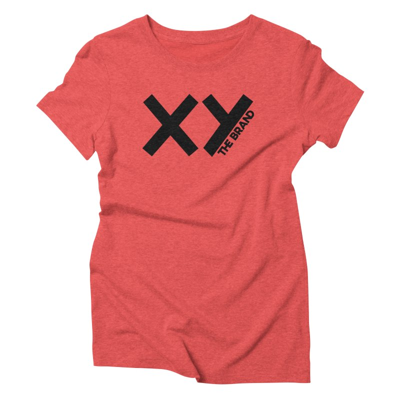 XY The Brand Women's Triblend T-Shirt by XY The Brand