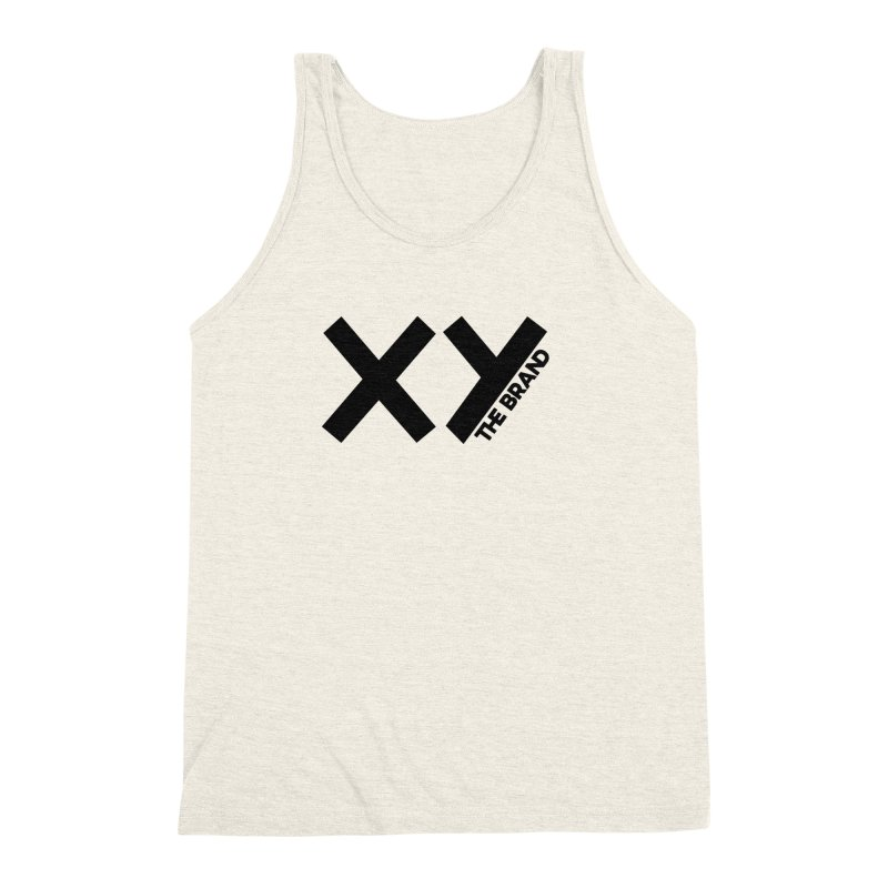 XY The Brand Men's Triblend Tank by XY The Brand