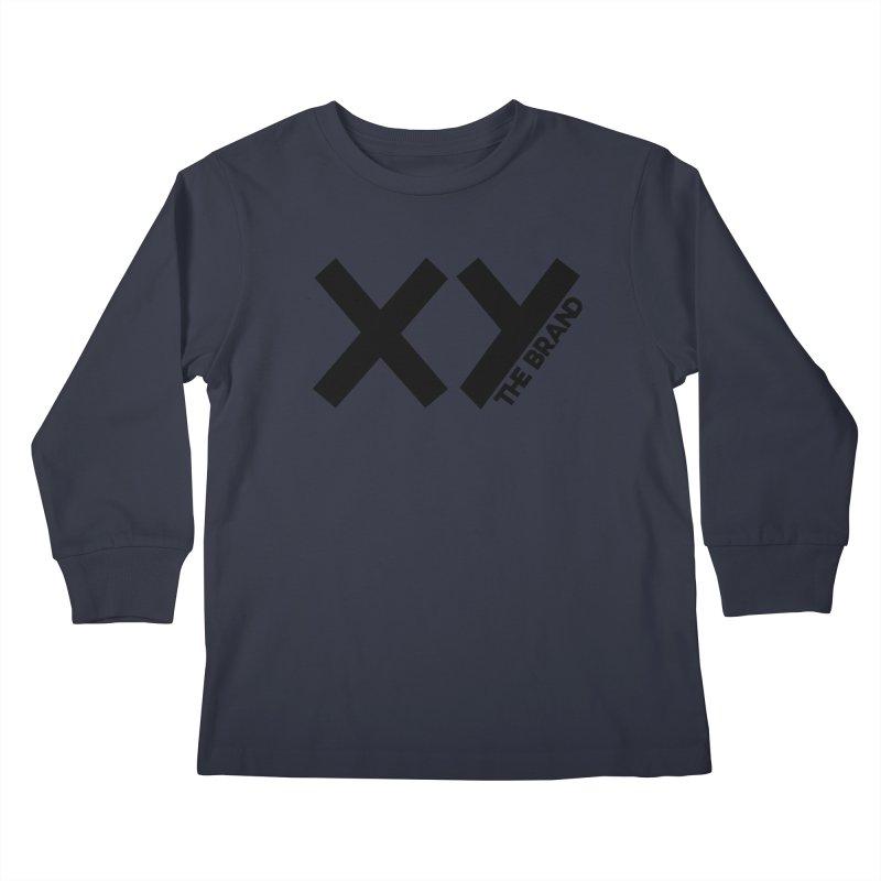 XY The Brand Kids Longsleeve T-Shirt by XY The Brand