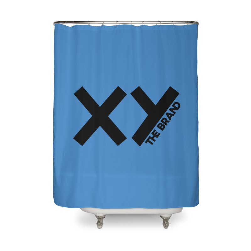 XY The Brand Home Shower Curtain by XY The Brand