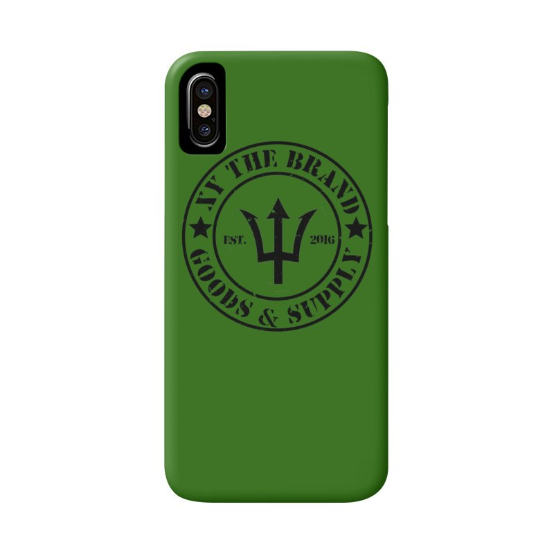 XY Goods & Supply Accessories Phone Case by XY The Brand