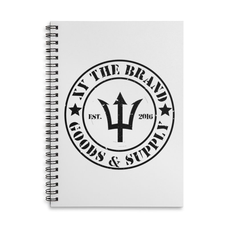 XY Goods & Supply Accessories Notebook by XY The Brand