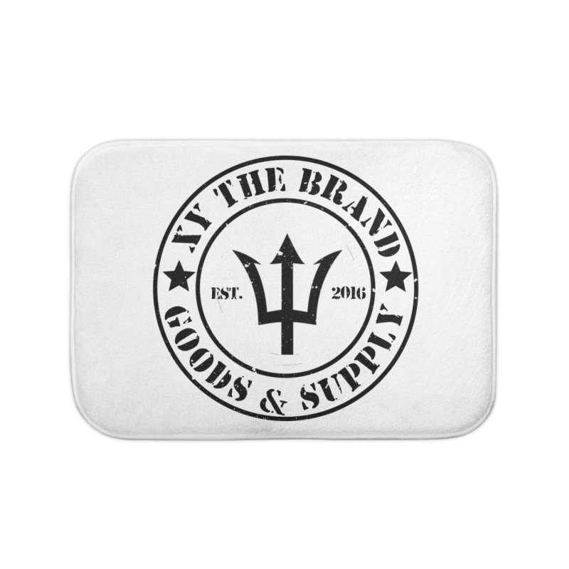 XY Goods & Supply Home Bath Mat by XY The Brand