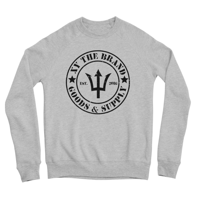 XY Goods & Supply Men's Sponge Fleece Sweatshirt by XY The Brand