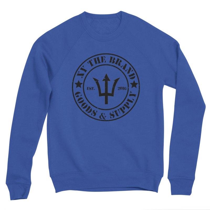 XY Goods & Supply Women's Sponge Fleece Sweatshirt by XY The Brand