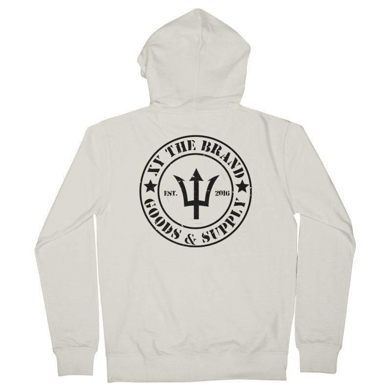 XY Goods & Supply Women's French Terry Zip-Up Hoody by XY The Brand