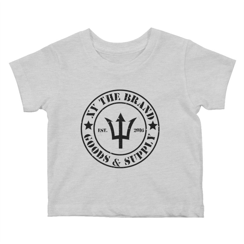 XY Goods & Supply Kids Baby T-Shirt by XY The Brand