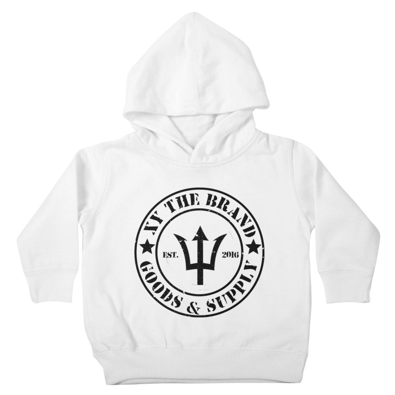 XY Goods & Supply Kids Toddler Pullover Hoody by XY The Brand