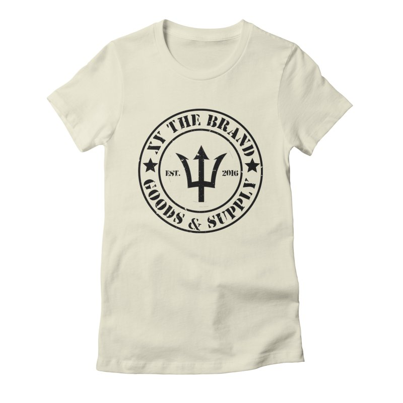 XY Goods & Supply Women's Fitted T-Shirt by XY The Brand
