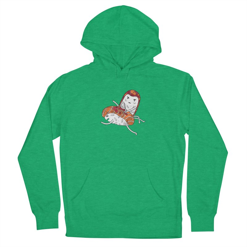 HURT A LITTLE Women's Pullover Hoody by YaaH