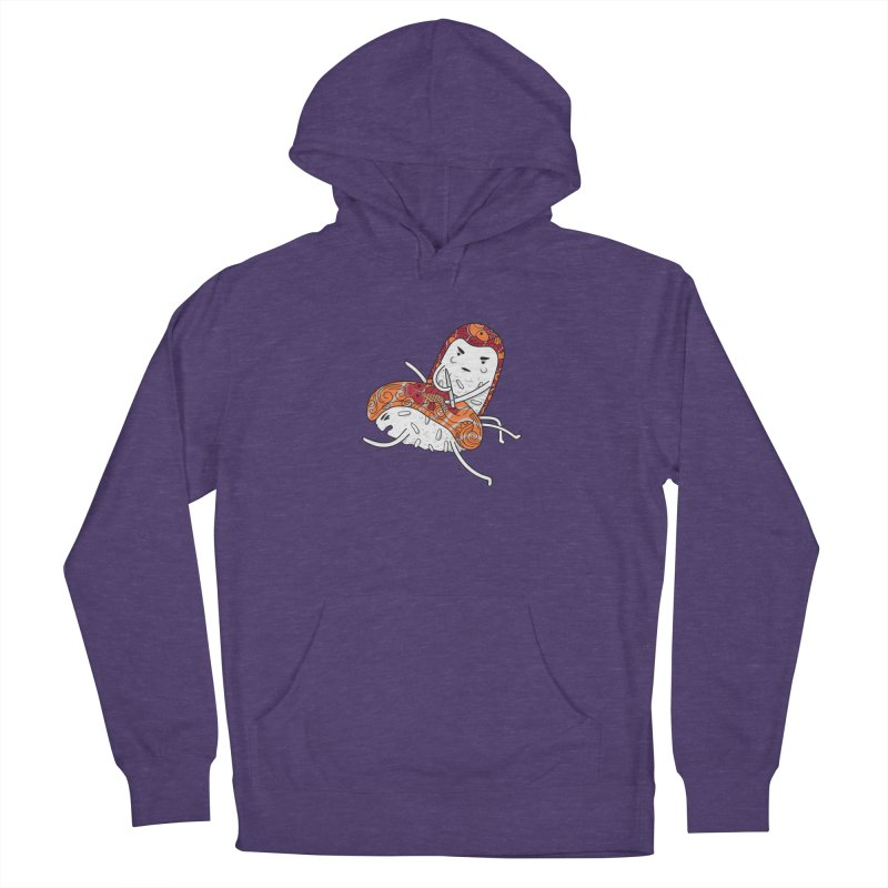 HURT A LITTLE Women's French Terry Pullover Hoody by YaaH