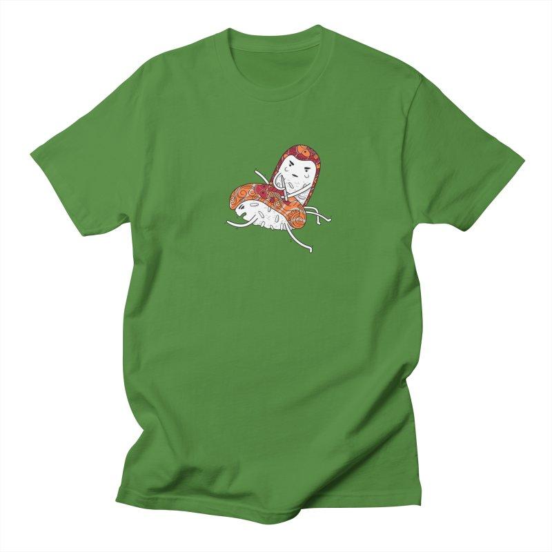 HURT A LITTLE Men's T-shirt by YaaH