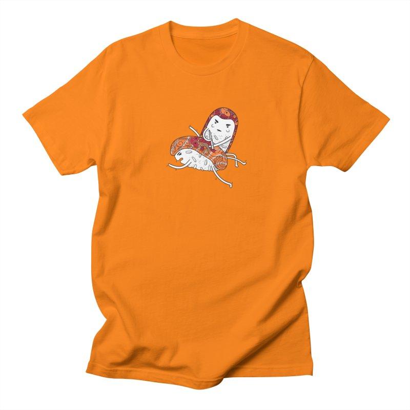 HURT A LITTLE Men's Regular T-Shirt by YaaH