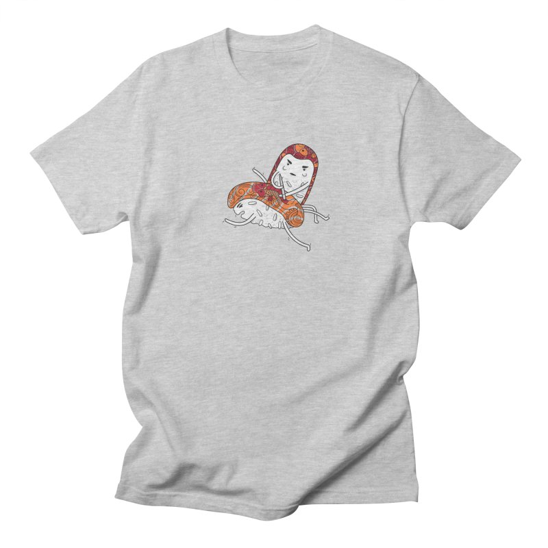 HURT A LITTLE Men's T-shirt by YaaH