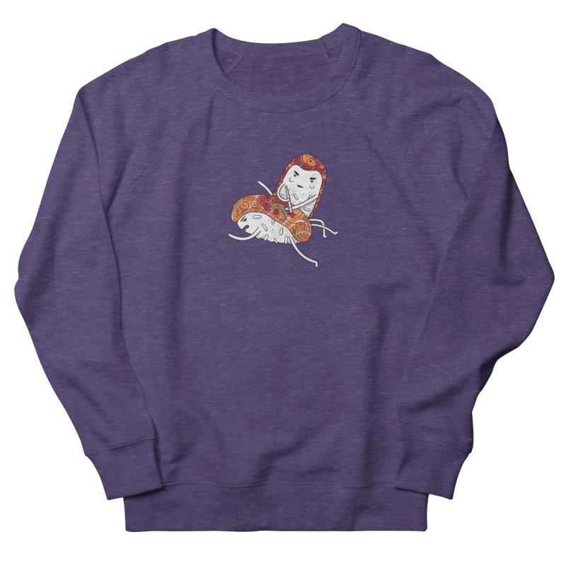 HURT A LITTLE Women's French Terry Sweatshirt by YaaH
