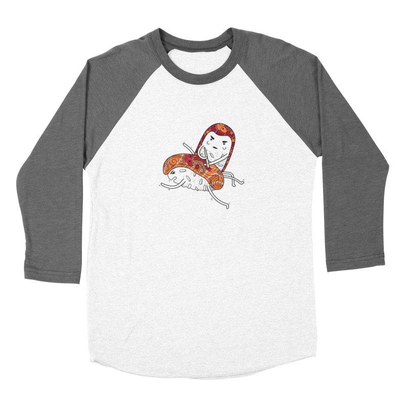 HURT A LITTLE Women's Baseball Triblend T-Shirt by YaaH