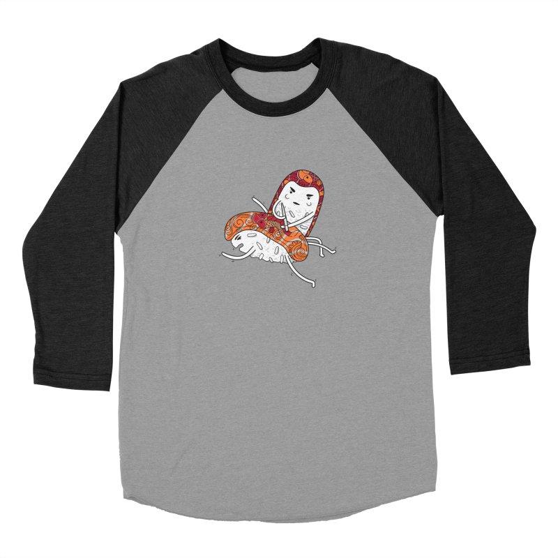 HURT A LITTLE Women's Baseball Triblend Longsleeve T-Shirt by YaaH