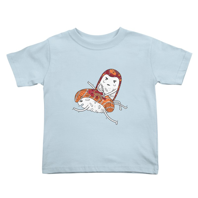 HURT A LITTLE Kids Toddler T-Shirt by YaaH