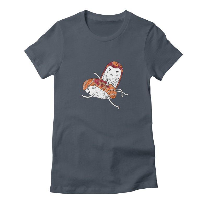 HURT A LITTLE Women's T-Shirt by YaaH