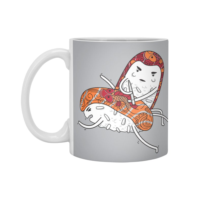 HURT A LITTLE Accessories Standard Mug by YaaH