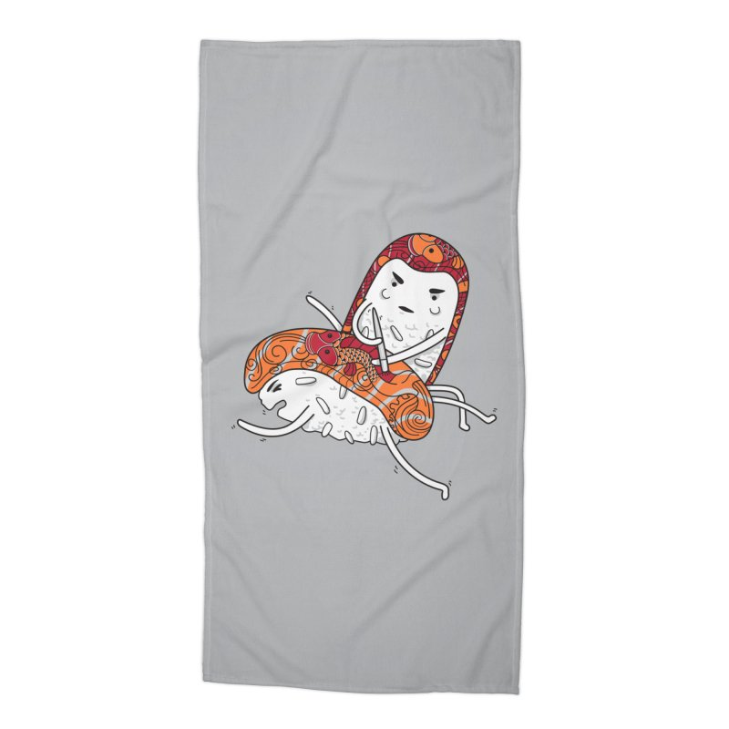 HURT A LITTLE Accessories Beach Towel by YaaH