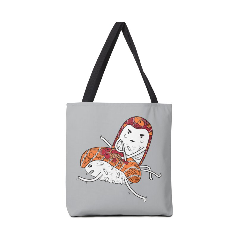 HURT A LITTLE Accessories Tote Bag Bag by YaaH