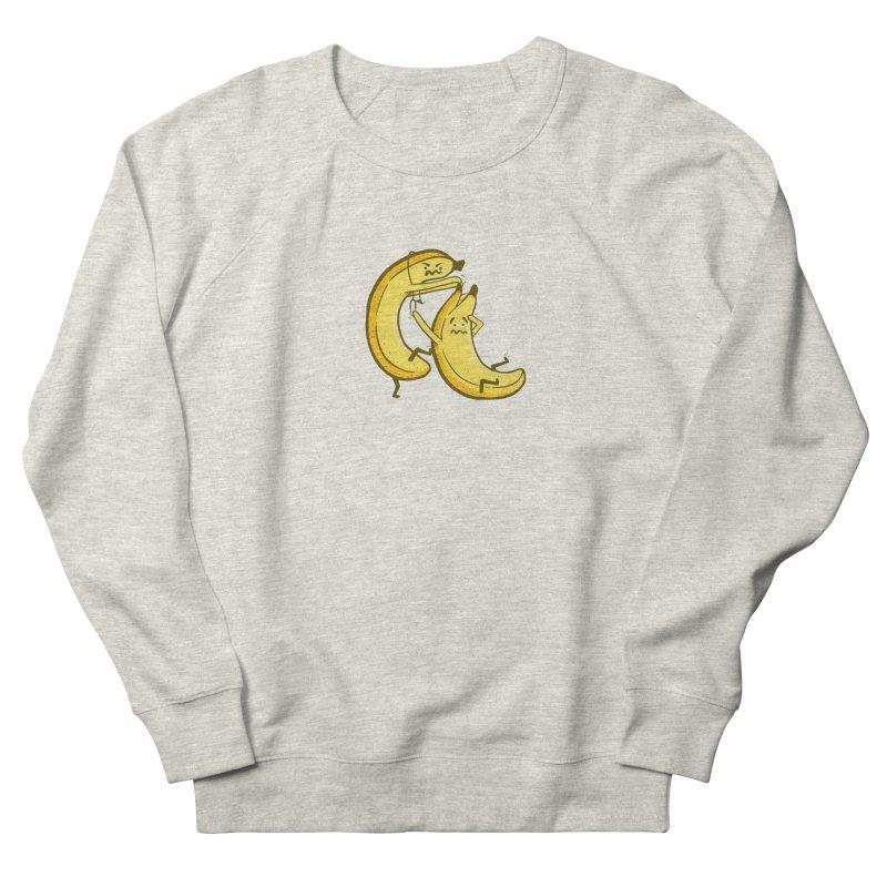 NOT PEELING WELL Women's French Terry Sweatshirt by YaaH