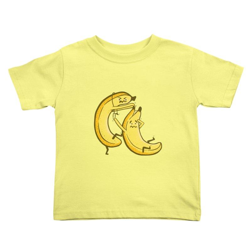 NOT PEELING WELL Kids Toddler T-Shirt by YaaH