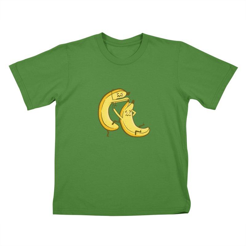 NOT PEELING WELL Kids T-shirt by YaaH