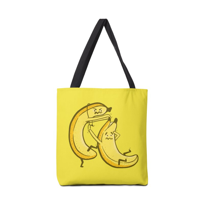 NOT PEELING WELL Accessories Bag by YaaH