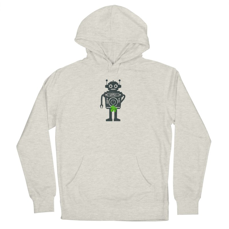 WEARING GREEN Women's Pullover Hoody by YaaH