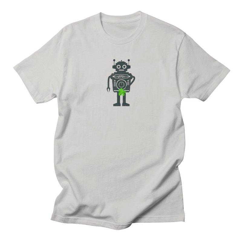 WEARING GREEN Men's T-shirt by YaaH
