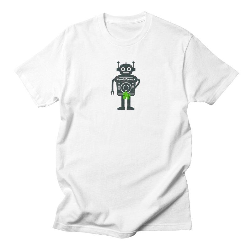 WEARING GREEN Men's Regular T-Shirt by YaaH