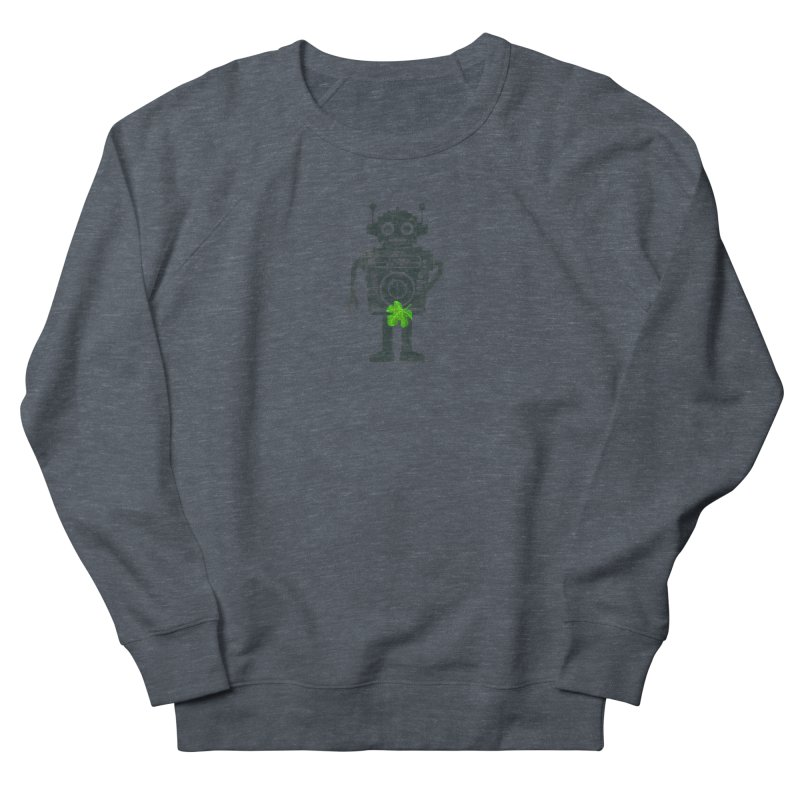 WEARING GREEN Men's Sweatshirt by YaaH