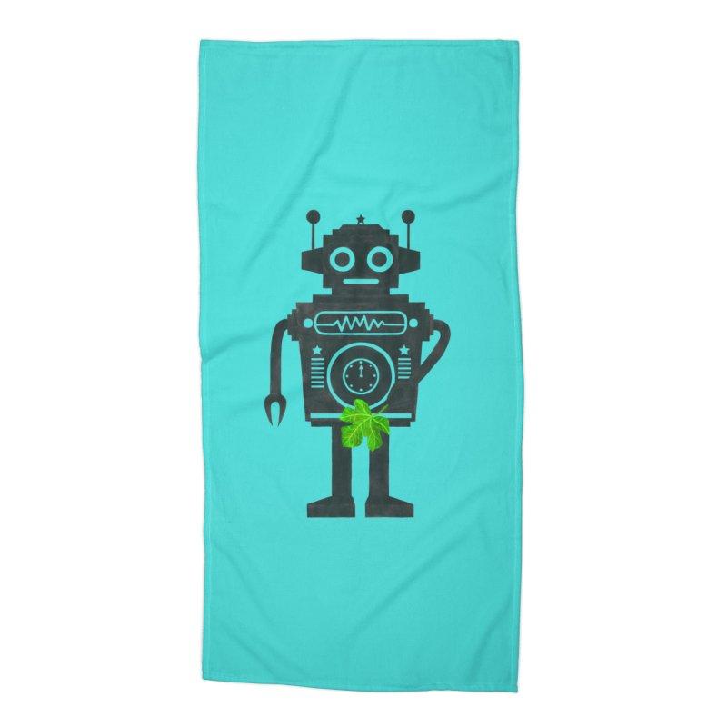 WEARING GREEN Accessories Beach Towel by YaaH