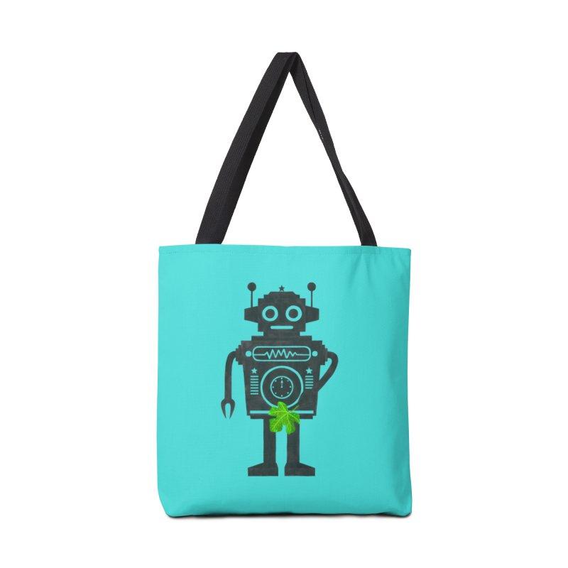 WEARING GREEN Accessories Bag by YaaH